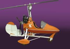 Gyrocopter sales, distribution and training